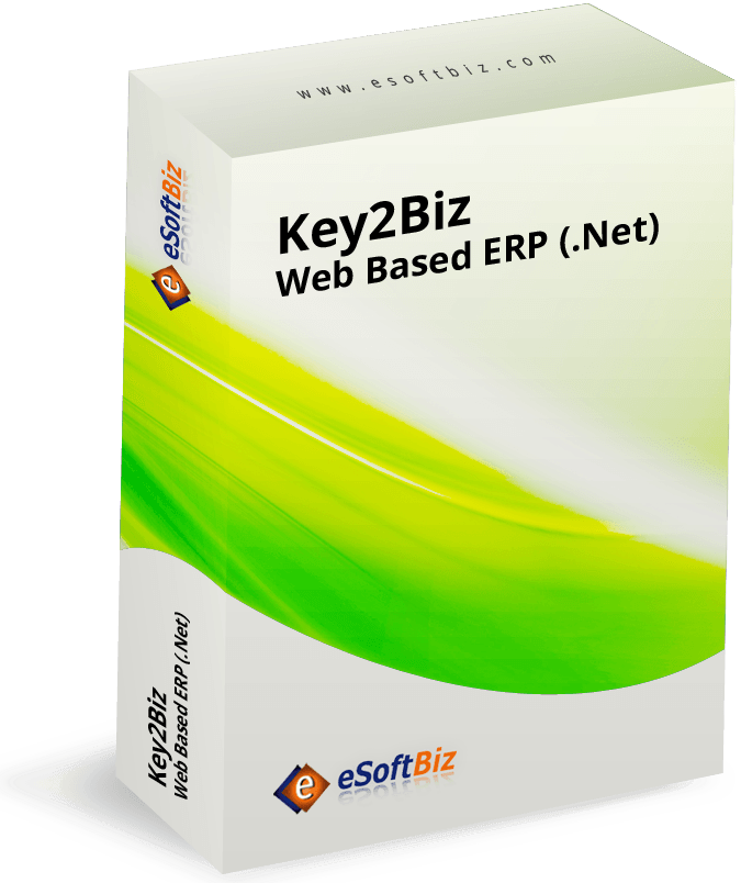 Key2Biz Web Based ERP (.Net)